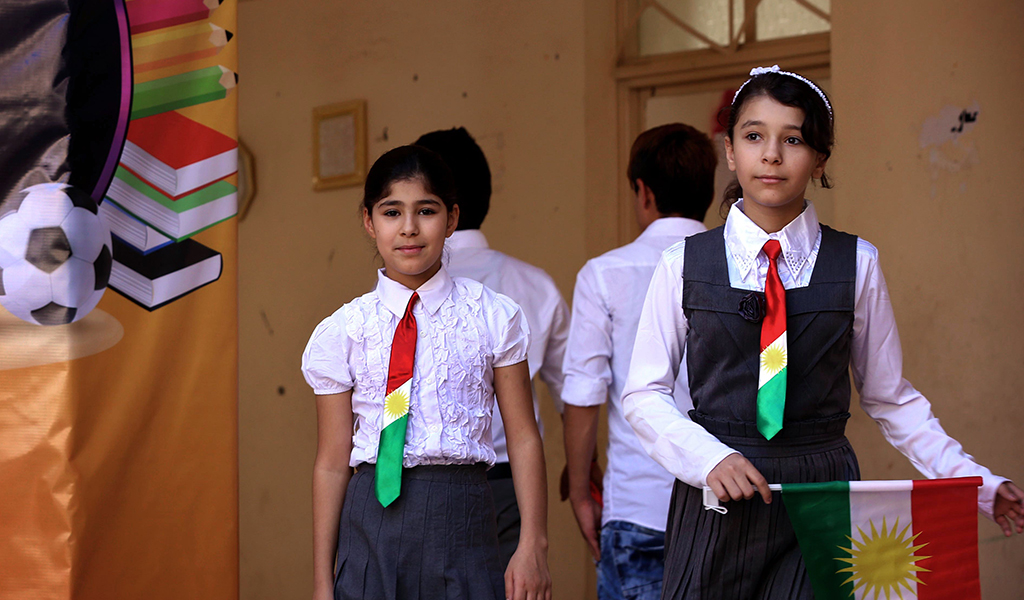 Kurdistan Independence Referendum and Why It Matters so Much in the Fight Against Radical Islam